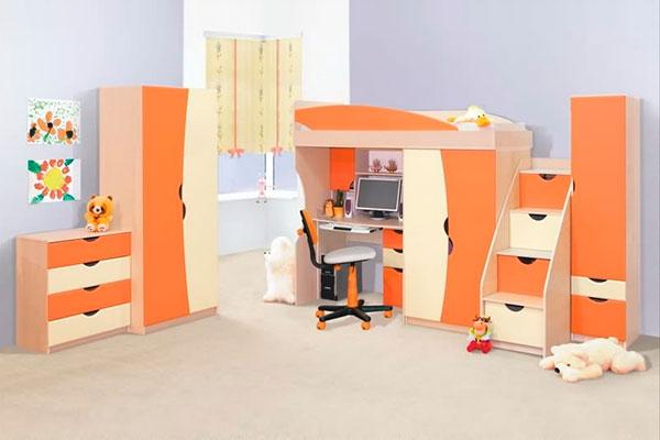 Украшаем комнату для ребенка правильно