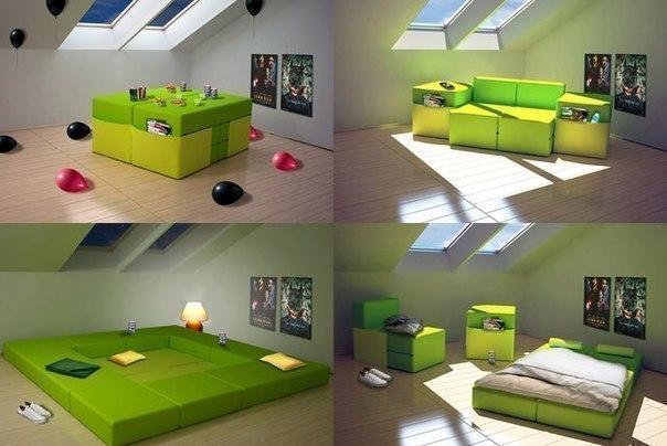 Украшение мебели и помещения