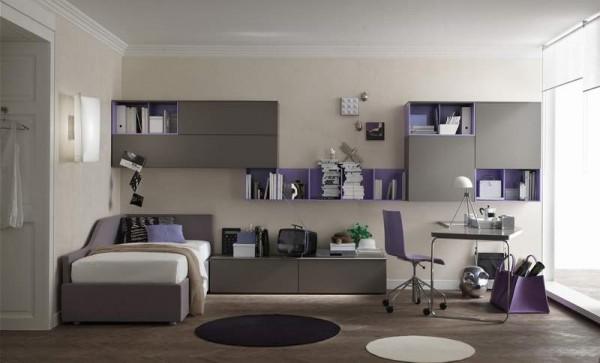 Уютная мебель из Италии для подростка