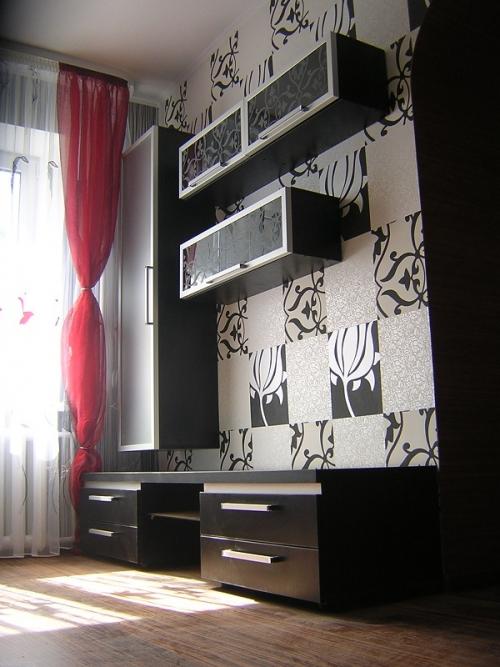 Уютная мебель под телевизор