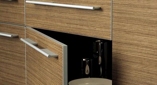 Варианты фасадов кухонной мебели
