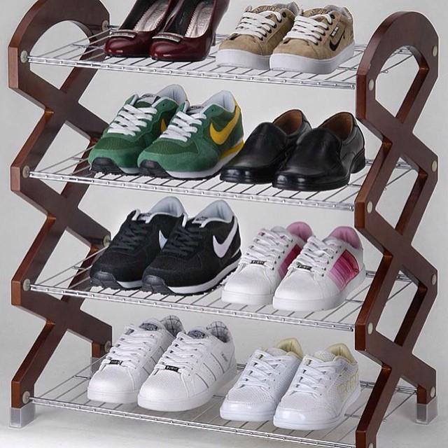 Вертикальные обувницы