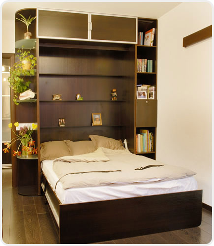 Визуально расширяем пространство комнаты