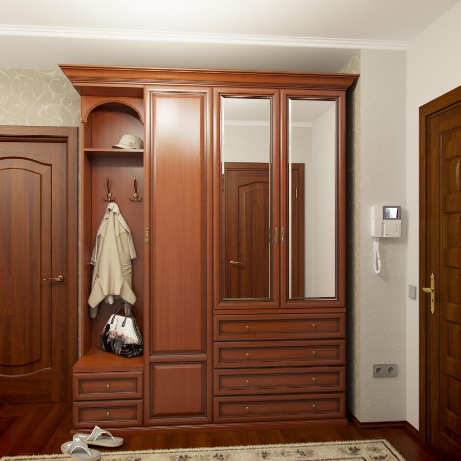 Визуальное красивое оформление комнаты