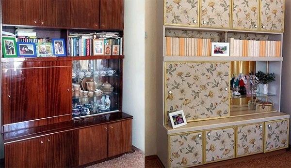 Внешний вид мебели