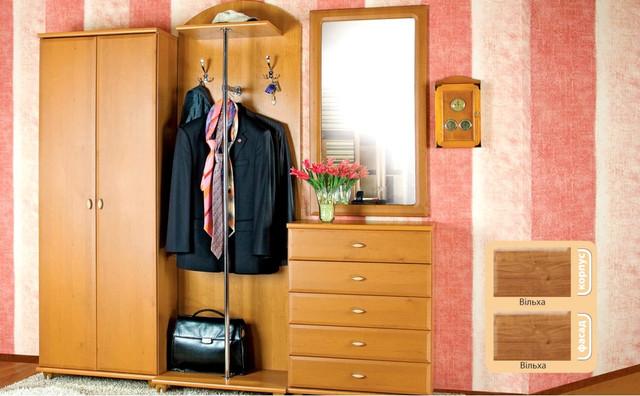 Возможные цвета мебели