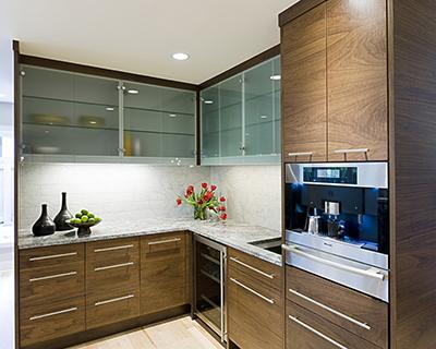 Выбираем фасад кухонной мебели