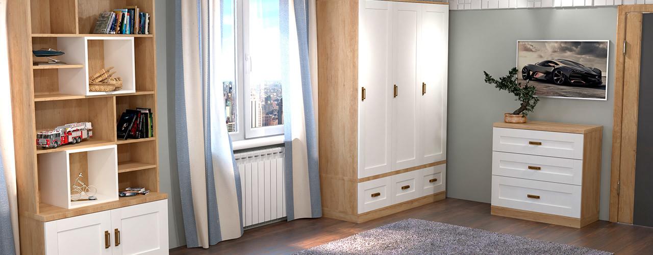 Выбираем интерьер для комнаты