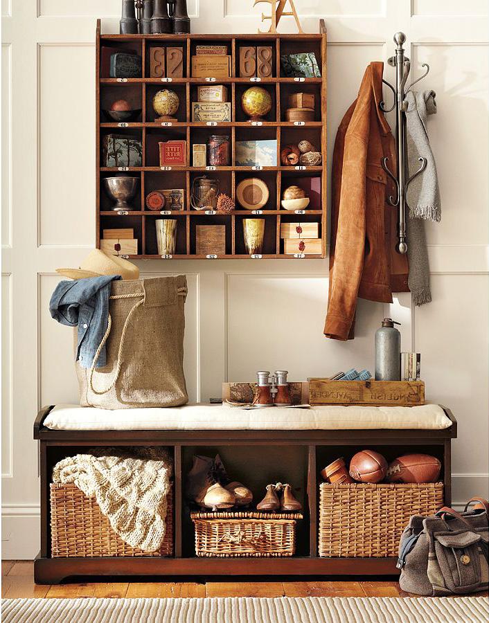 Выбираем мебель для обустройства прихожей для хранения