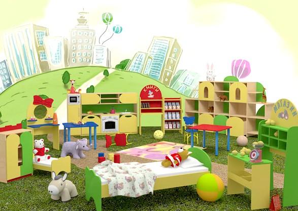 Выбираем мебель для оформления комнаты