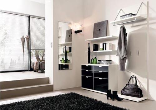 Выбираем мебель в коридор