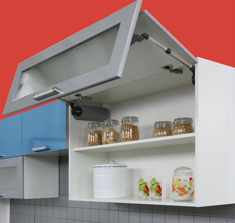 Выбираем подъемные механизмы для кухни