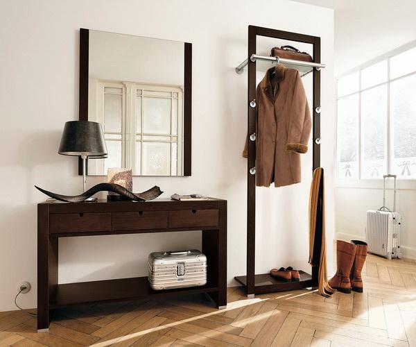 Выбираем правильно мебель в коридор