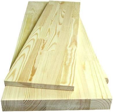 Выбираем сосновый мебельный щит