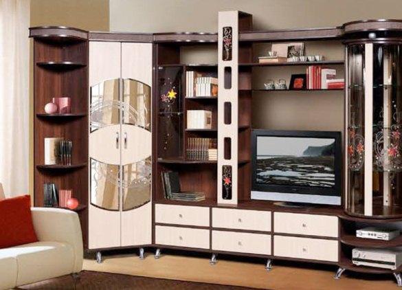 мебель в гостиную в современном стиле особенности интерьера