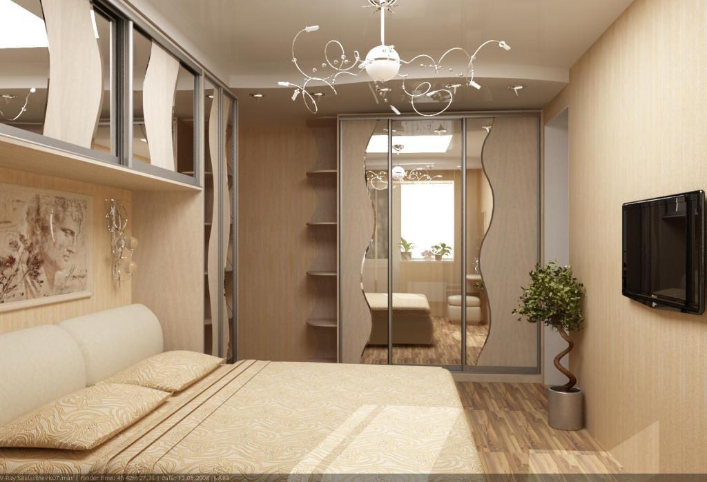 Выбор красивого интерьера для небольшой комнаты