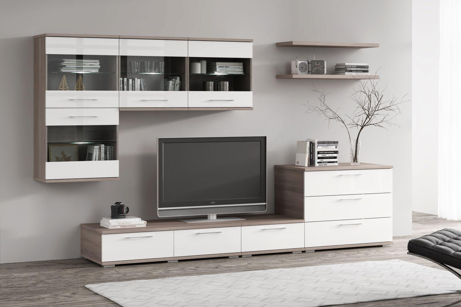 Выбор мебели для обустройства гостиной
