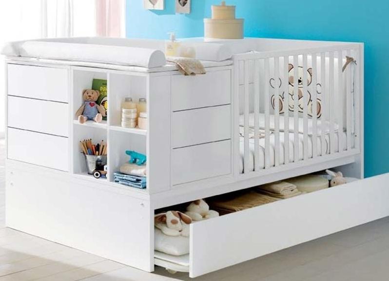 Выбор разнообразной мебели для детской комнаты
