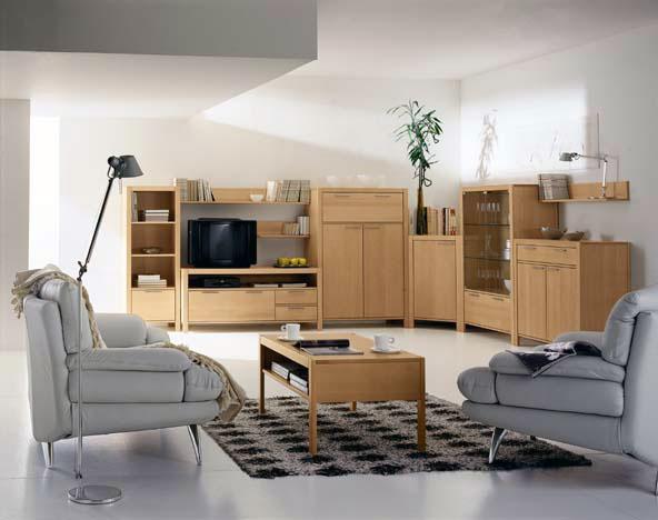 До сегодняшнего дня мебель из бука остается «золотой серединой»