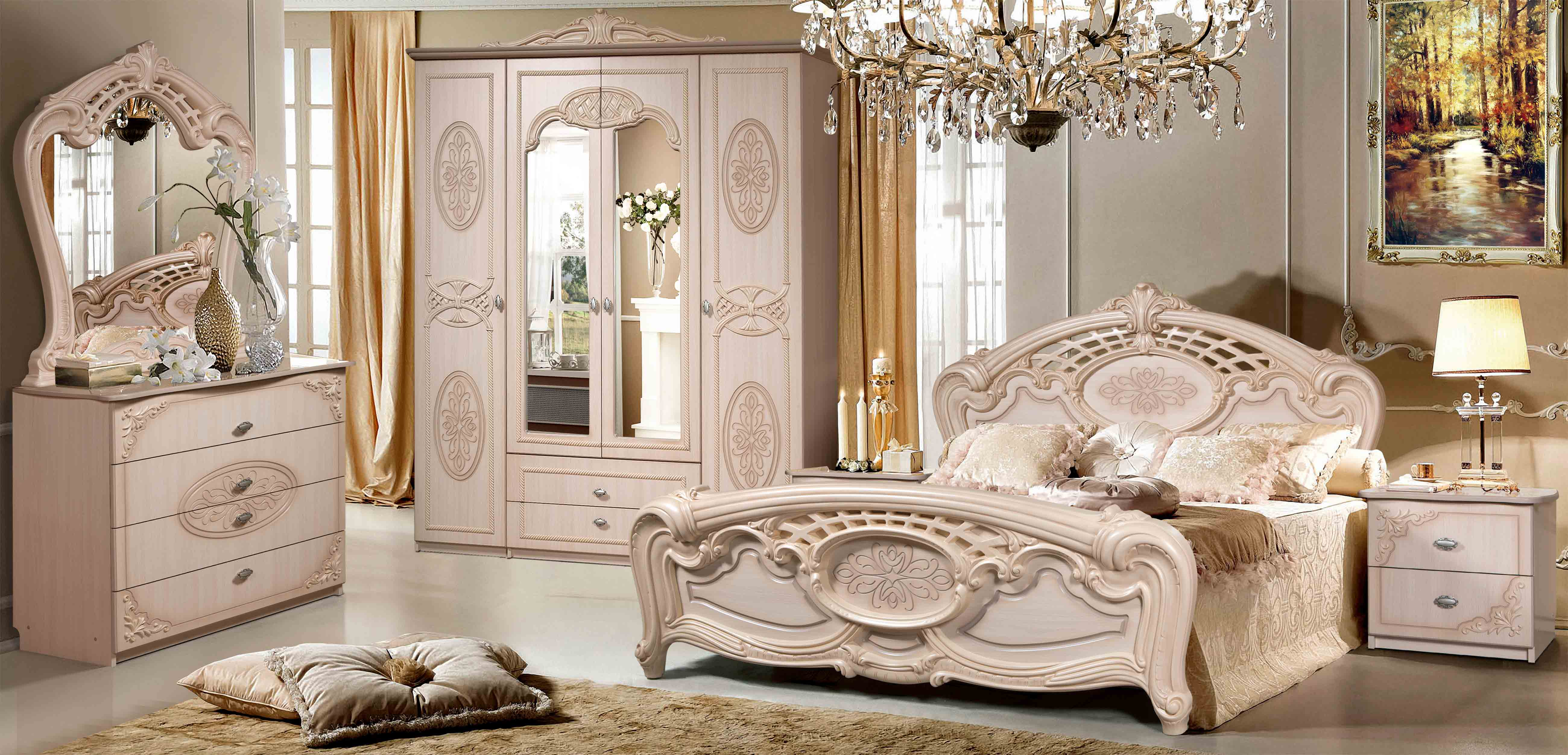 Дубовая спальня