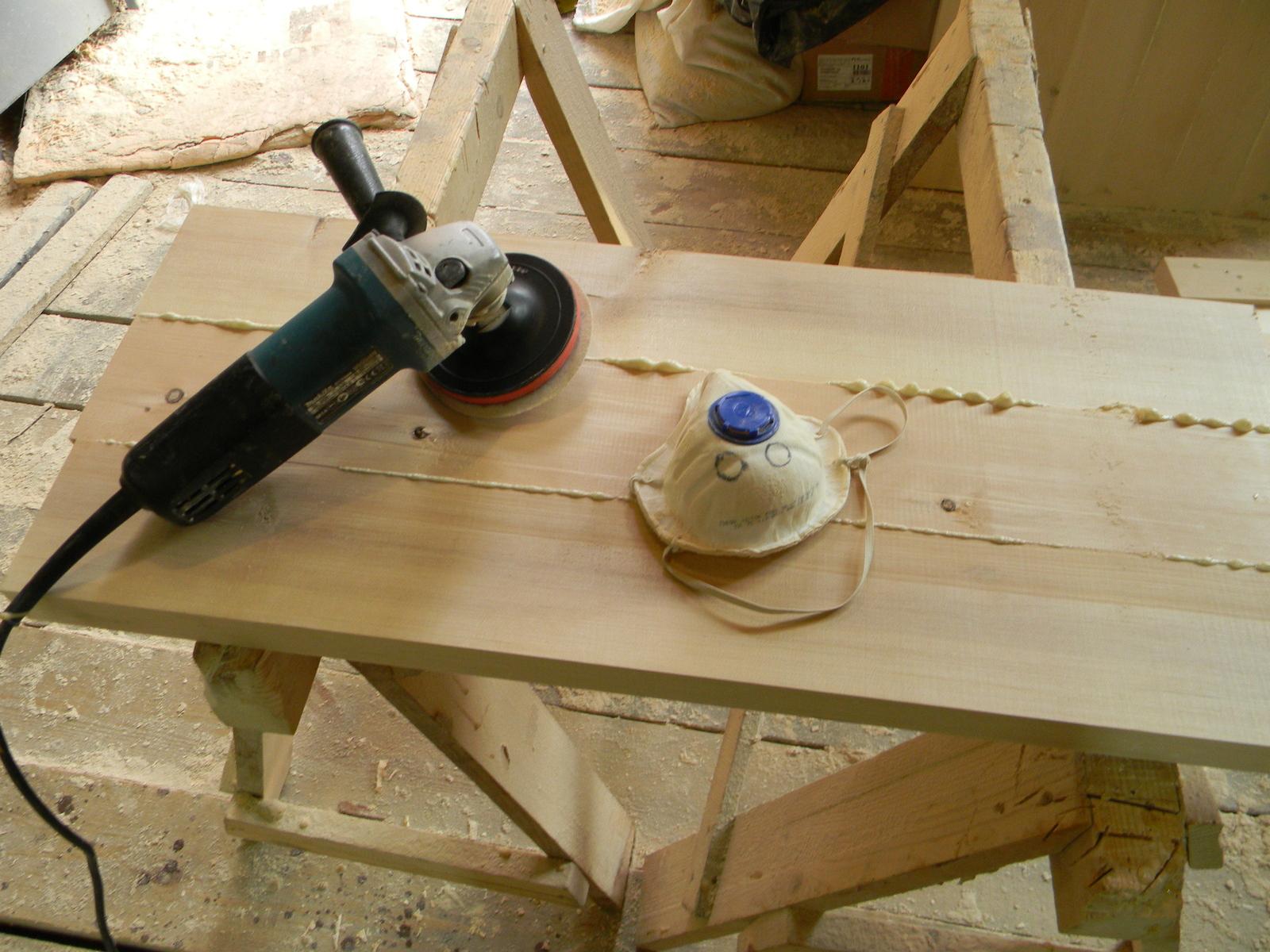 Подготовка мебельных щитов