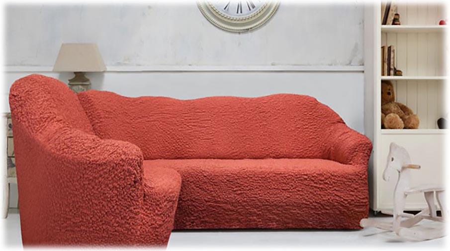 Еврочехлы на угловые диваны