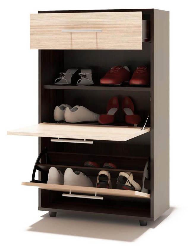 Функциональная мебель для обуви