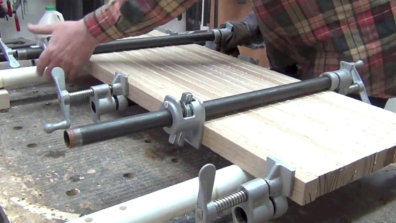 Изготовление мебельного щита