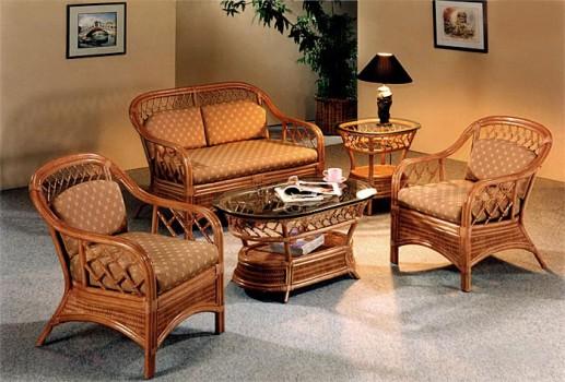 Как изготовить плетеную мебель