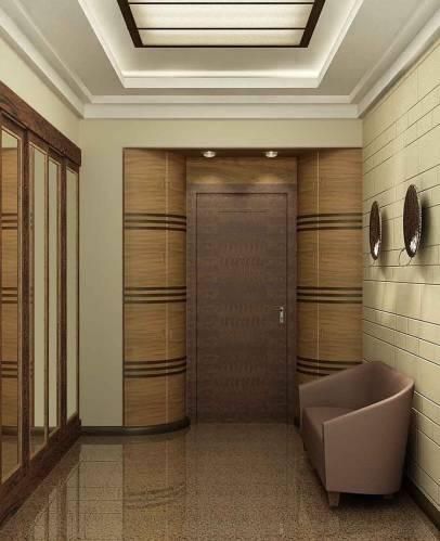 Как оформить дизайн маленькой узкой прихожей в квартире