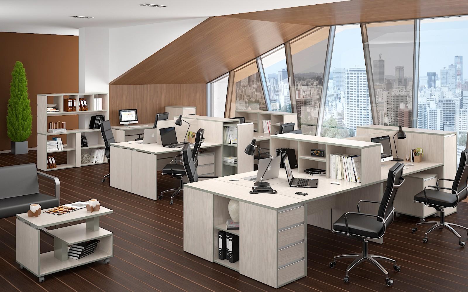 Как оформить офис