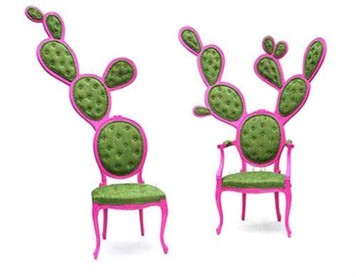 Кресло кактус