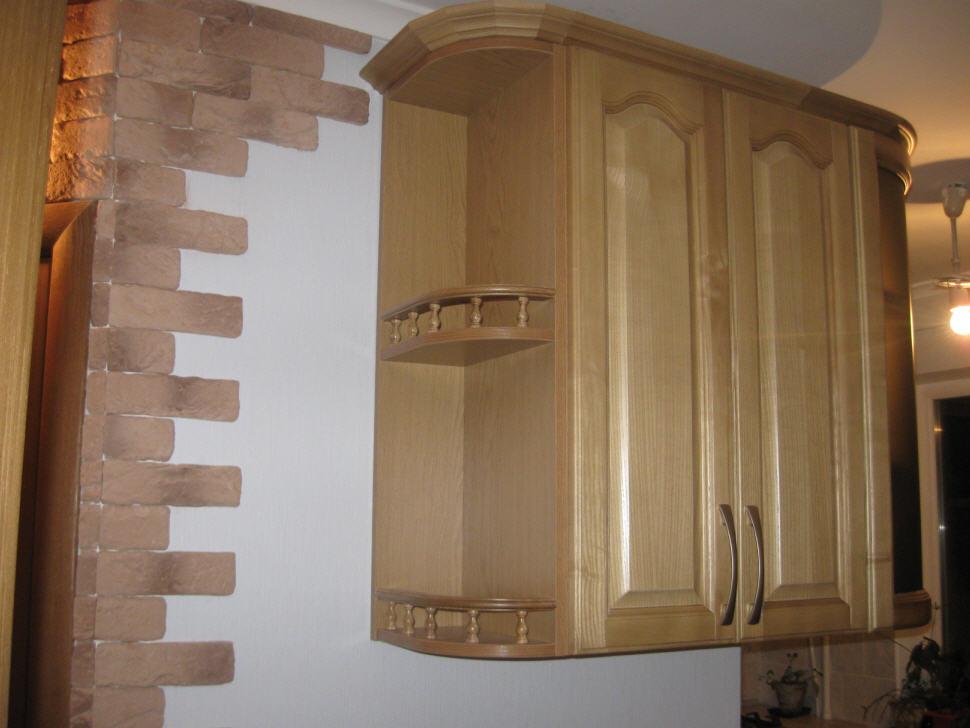 Кухонная навесная мебель