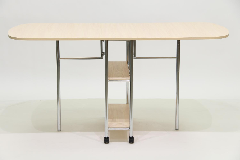 Легкий стол тумба