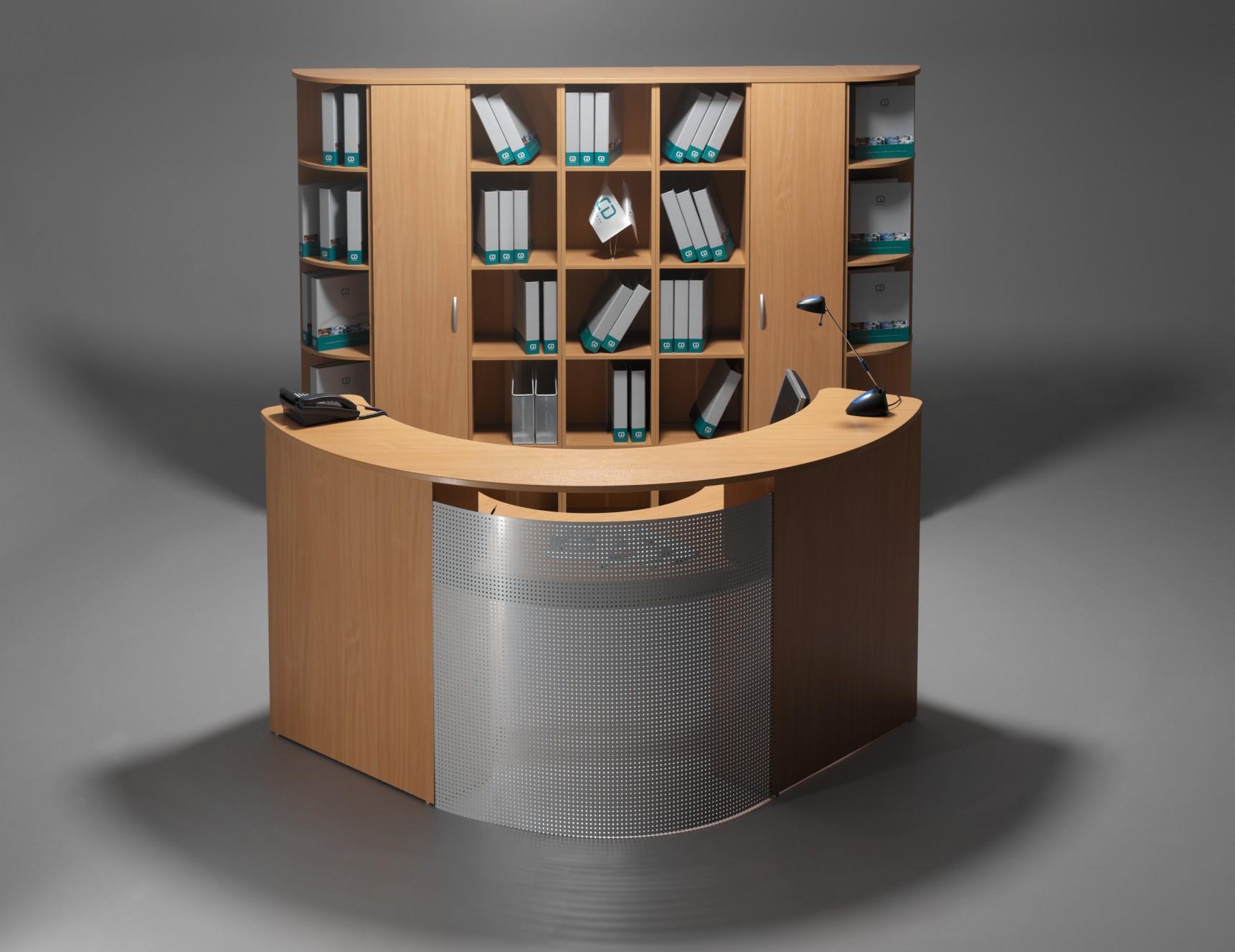 Мебель на рисепшн