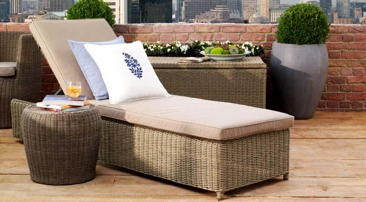Мебель плетеная