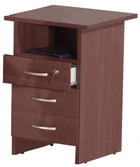 Мебель цвета вишня