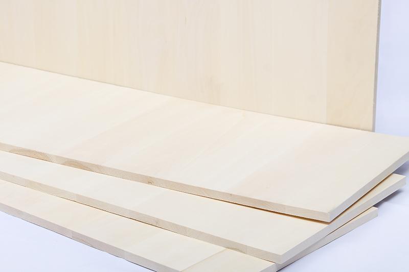 Мебельный щит из липы