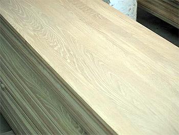Мебельный щит ясень