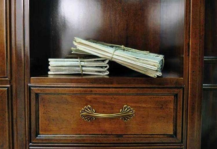Мебельные ручки из Италии