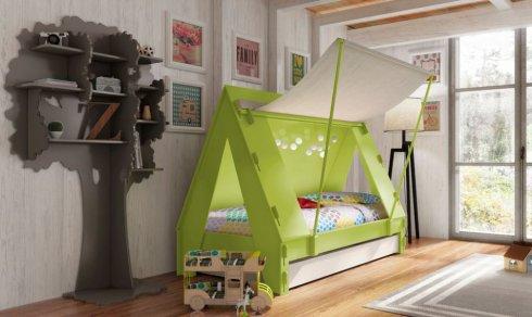 Необычная мебель в детскую