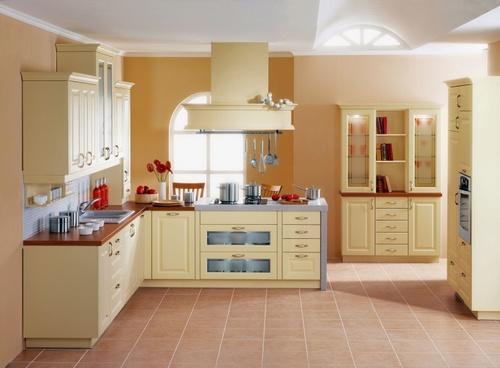 Нежность и гармония на кухне