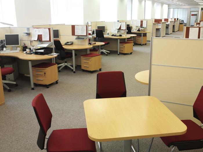 Отдельное место для каждого сотрудника