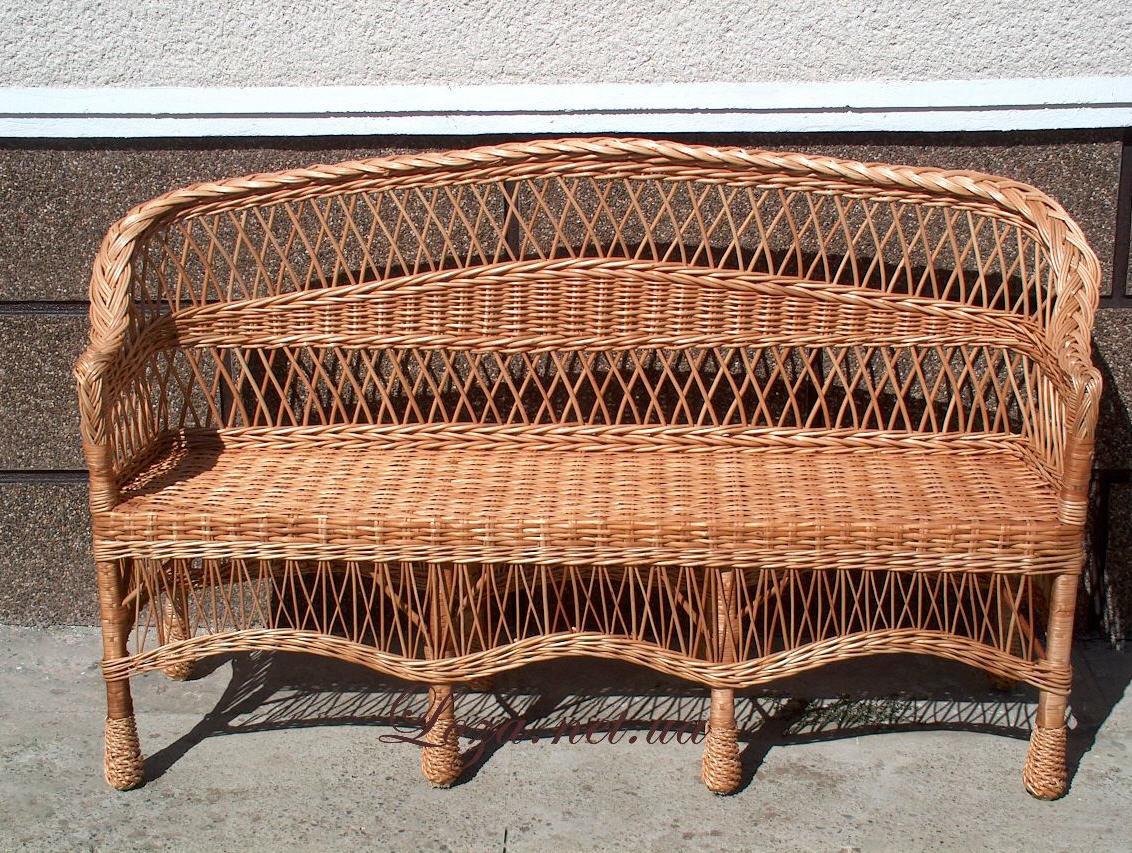 Плетеная мебель и изделия