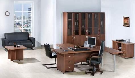 Расстановка мебели в кабинете
