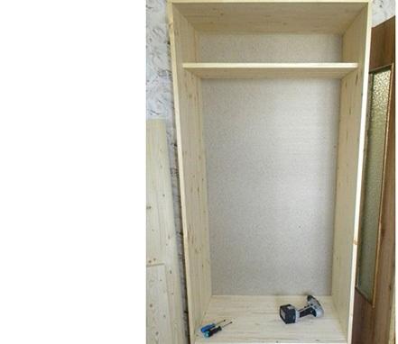 Стенки шкафа