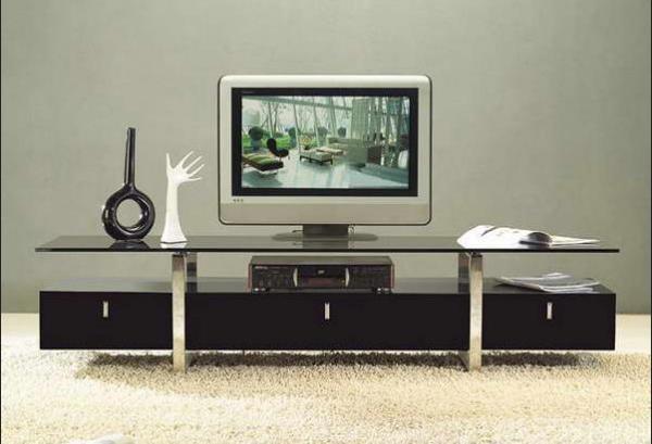 Современные тумбы для телевизора