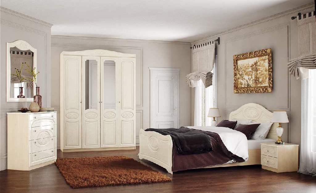Спальня модульная