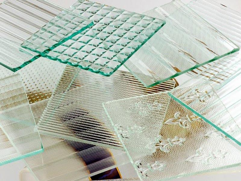 Текстурное стекло