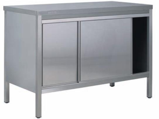 Тепловые шкафы и столы